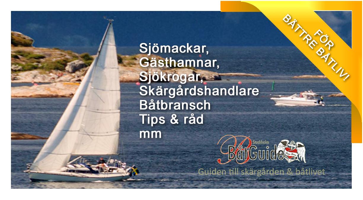 Stockholm BåtturistGuide